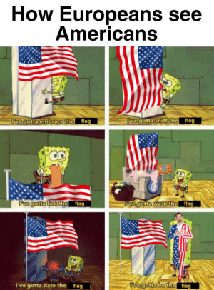 Ive gotta be the flag by royal-seal MORE MEMES: Ive gotta be the flag by royal-seal MORE MEMES