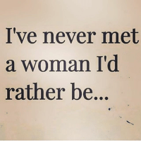 Facts, Memes, and Relationships: Ive never met  a woman I'd  rather be... Swyd go 👣👣 @poor_lil_rich_girl @poor_lil_rich_girl facts woman women strongwoman strongwomen inspiration romantic relationship relationships lady ladies girlfriend realtalk realdeal reallife tagafriend strong positivevibes female couples souls soulmates soul iloveyou ilovehim female quotesdaily couple couplegoals she