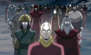 Ive noticed that all the Avatars seemed to dress according to the area they were born in. Do you think any Avatars have fully changed their dress style because they like the fire nation more or vice versa?: Ive noticed that all the Avatars seemed to dress according to the area they were born in. Do you think any Avatars have fully changed their dress style because they like the fire nation more or vice versa?