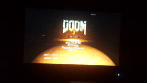 I've played tons of OG Doom but never actually got around to playing Doom 3! About 4 hours in and am having a absolute blast! Am looking forward to the sweet BFG9000.: I've played tons of OG Doom but never actually got around to playing Doom 3! About 4 hours in and am having a absolute blast! Am looking forward to the sweet BFG9000.