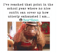 Is it Summer yet? -- teacherlife teacher teaching teachers teachersfollowteachers teachers iteachtoo iteach teachersofinstagram teachersofig lifeofateacher teachthemyoung highschool highschoolteacher boredteachers school classroom students daylightsavings tired exhausted nosleep: I've reached that point in the  school year where no nice  outfit can cover up how  utterly exhausted I am...  Pored Teachers Is it Summer yet? -- teacherlife teacher teaching teachers teachersfollowteachers teachers iteachtoo iteach teachersofinstagram teachersofig lifeofateacher teachthemyoung highschool highschoolteacher boredteachers school classroom students daylightsavings tired exhausted nosleep