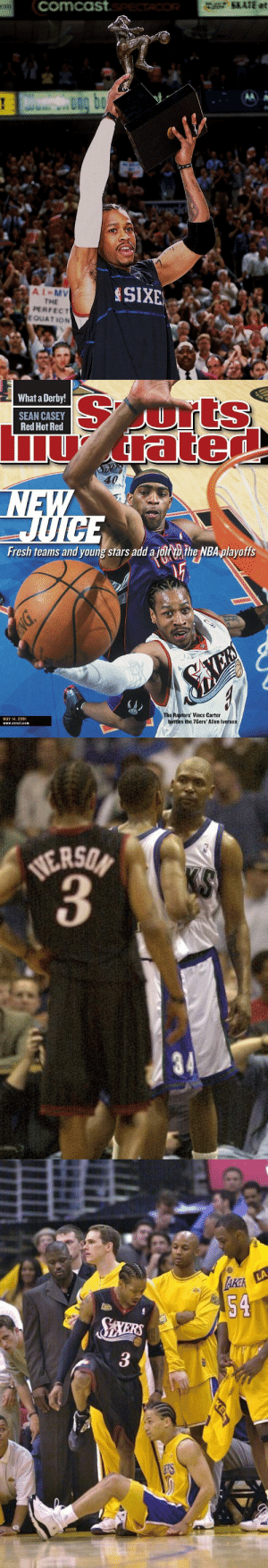 Iverson's Best games from the 2001 Playoffs  54 PTS (21-39 FG) 52 PTS, 7 AST (21-32 FG) 48 PTS, 6 AST, 5 STL 46 PTS (5-9 3PT) 45 PTS, 9 AST 44 PTS, 7 AST 35 PTS, 12 REB 21 PTS, 16 AST https://t.co/He7EKxILRo https://t.co/xPdk6pKSck: Iverson's Best games from the 2001 Playoffs  54 PTS (21-39 FG) 52 PTS, 7 AST (21-32 FG) 48 PTS, 6 AST, 5 STL 46 PTS (5-9 3PT) 45 PTS, 9 AST 44 PTS, 7 AST 35 PTS, 12 REB 21 PTS, 16 AST https://t.co/He7EKxILRo https://t.co/xPdk6pKSck