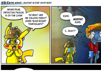 New VG Cats! http://www.vgcats.com/comics/ #detectivepikachu http://www.vgcats.com/comics/?strip_id=374: IVG CATS #362 RATED M FOR MYSTERY  NEVER FEAR,  DETECTIVE PIKACHU  IS ON THE CASE!  SO WHAT ARE  WE SOLVING TODAY?  MORE TEAM ROCKET  TOMFOOLERY?  RAPE,  MURDER  RAPE.  I.. WHAT? New VG Cats! http://www.vgcats.com/comics/ #detectivepikachu http://www.vgcats.com/comics/?strip_id=374