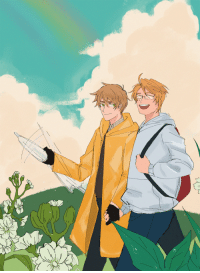 Target, Tumblr, and Summer: iyuro: the textless version of my usukus seasons submission for spring! living where i do it was hard not to just think of spring as just a slightly lighter summer… also i went through roughly 3-4 different drafts/compositions and they all look completely different from this. it was a wild ride and i probably balded a little but overall it was a fun challenge and experience contributing to something with lots of amazing writers and artists!