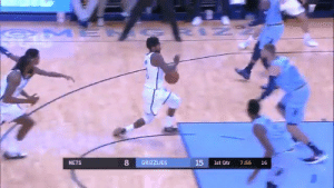 How do you stop this?! https://t.co/nucH0rgFmr: IZ  OME  15  GRIZZLIES  1st Qtr  NETS  7:56  16 How do you stop this?! https://t.co/nucH0rgFmr
