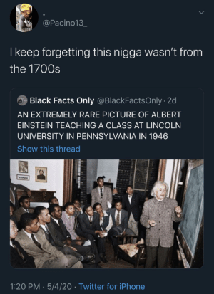 I've only seen him in black and white lol (via /r/BlackPeopleTwitter): I've only seen him in black and white lol (via /r/BlackPeopleTwitter)