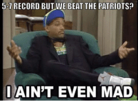 Philadelphia Eagles, Memes, and Nfl: J-7 RECORD BUT WE BEAT THE PATRIOTS?  I AIN'T EVEN MAD Eagles fans right now Credit: Christopher Michael | LIKE NFL Memes!