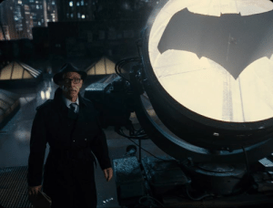 J.K. Simmons, Memes, and Videos: J.K. Simmons expresses interest in returning as Commissioner Jim Gordon.  https://www.etonline.com/media/videos/jk-simmons-says-he-knows-everything-about-ghostbusters-3-exclusive-121453  (David)