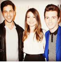 MEGAN, DRAKE AND JOSH REUNITED: J MEGAN, DRAKE AND JOSH REUNITED