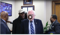 Memes, Mississippi, and Nissan: J U.S. Senator Bernie Sanders Danny Glover and our own AFL-CIO Secretary-Treasurer Liz Shuler will stand with workers at the Nissan plant in Mississippi today to demand the right to join a union and respect on the job.  Do Better Together
