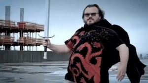 Dank, True, and Black: Jack Black, the one true king.