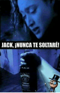 Memes, 🤖, and Jack: JACK, NUNCATE SOLTARE! (By Laura Bueno)