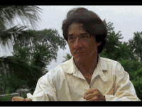 Jackie Chan, Master, and Chan: Jackie Chan - Master of Distraction!