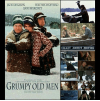 Released 1993: JACKLEMMO  WALTER MATT HAU  ANN-MARGRET  CRAAY ABOUT MOVIES  THE EEST GRUMPY OLD MEN  A FIFTY-YEAR EIGHT. Released 1993