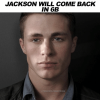 Tag a wolfie 😍👌🏻: JACKSON WILL COME BACK  IN 6B  ENWOLFIG(OFFICIAL Tag a wolfie 😍👌🏻