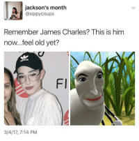😂😂😂👏 @will_ent - - - - - - text post textpost textposts relatable comedy humour funny kyliejenner kardashians hiphop follow4follow f4f kanyewest like4like l4l tumblr tumblrtextpost imweak lmao justinbieber relateable lol hoeposts memesdaily oktweet funnymemes hiphop bieber trump: jackson's month  RM @sippy coups  Remember James Charles? This is him  now...feel old yet?  at  Fl  3/4/17, 7:14 PM 😂😂😂👏 @will_ent - - - - - - text post textpost textposts relatable comedy humour funny kyliejenner kardashians hiphop follow4follow f4f kanyewest like4like l4l tumblr tumblrtextpost imweak lmao justinbieber relateable lol hoeposts memesdaily oktweet funnymemes hiphop bieber trump