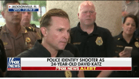 """During a news conference on Sunday's deadly shooting at a video game tournament, Jacksonville Mayor Lenny Curry said that one violent crime in Jacksonville is """"one too many."""": JACKSONVILLE, FL  WFOX 7:30 PM ET  FOX  NEWS  POLICE IDENTIFY SHOOTER AS  24-YEAR-OLD DAVID KATZ  FOX NEWS ALERT  channeI During a news conference on Sunday's deadly shooting at a video game tournament, Jacksonville Mayor Lenny Curry said that one violent crime in Jacksonville is """"one too many."""""""