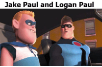Jake Paul, Paul, and The Resemblance Is Uncanny: Jake Paul and Logan Paul The resemblance is uncanny