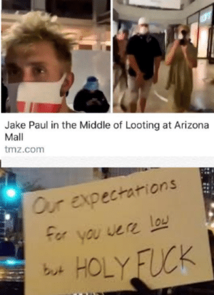 jake paul was trash enough: jake paul was trash enough