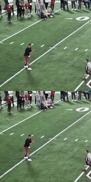 .@JalenHurts' best throws from @OU_Football Pro Day! 🎯 https://t.co/eknDxMPyOy: .@JalenHurts' best throws from @OU_Football Pro Day! 🎯 https://t.co/eknDxMPyOy