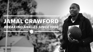 """Memes, Nba, and 🤖: JAMAL CRAWFORD  BREAKING ANKLES SINCE 1996 """"The version the NBA has seen is the reduced version.""""   Jamal Crawford on the origin of his """"Shake & Bake"""" move.   (Via @PlayersTribune)   https://t.co/6pRI8EtFDN"""
