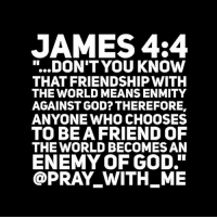 Friends God And Love JAMES 44 DON