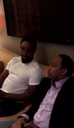 Jamie Foxx's Stephen A. Smith imitation may be better than the real Stephen A. https://t.co/hljXe9N46U: Jamie Foxx's Stephen A. Smith imitation may be better than the real Stephen A. https://t.co/hljXe9N46U