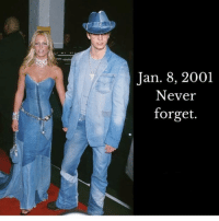 iconic ( @the_meredith ): Jan. 8, 2001  Never  forget. iconic ( @the_meredith )