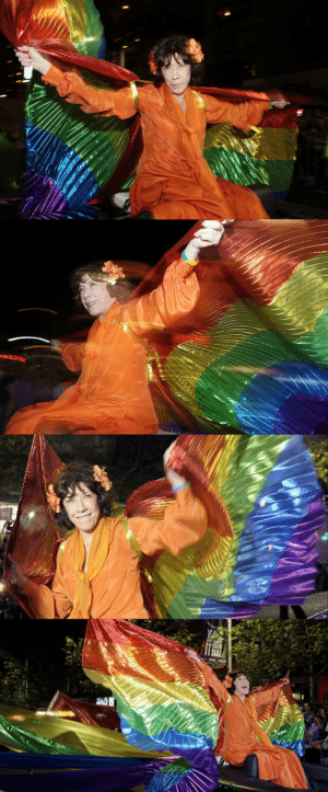 Tumblr, Blog, and Http: janecurtin:Lily Tomlin at the 2011 Sydney Gay  Lesbian Mardi Gras Parade