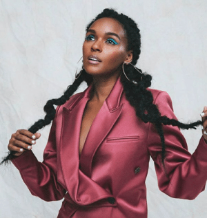 Target, Janelle Monae, and Game: Janelle Monae Has a New (Genius) Game Plan for Gaining Women's Rights