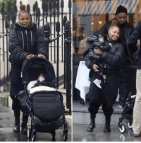 Memes, Janet Jackson, and Mom: Janet Jackson clearly believes in sticking to the mom-damentals of parenting - which include pushing your own baby's stroller ... and carrying your little one around yourself. tmz janetjackson mom