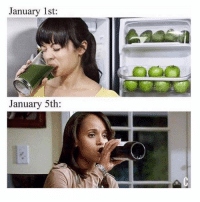 Fml, Funny, and Memes: January 1st:  January 5th fml