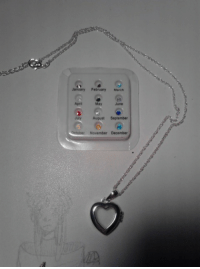 velani-and-maurina:  lily-layton-london:  queendtm2:  Okay guys My brother bought this necklace(locket?) For himself today. On the way home from the store my dad gave him a lot of grief about it being a GIRLS necklace and how GIRLY it was. My brother is TEN. I was hoping you guy would reblog and/or like this so I can show him how many people support him wearing this necklace. (Plus he has the April and December stone in it currently and that's for his and his little girlfriend's birthdays)  Why does this only have 202 notes.  If girls are allowed to wear shark tooth or skull necklaces boys should be allowed to wear hearts with epic ass stones in them. : January February March  AprilMayJune  August September  November December velani-and-maurina:  lily-layton-london:  queendtm2:  Okay guys My brother bought this necklace(locket?) For himself today. On the way home from the store my dad gave him a lot of grief about it being a GIRLS necklace and how GIRLY it was. My brother is TEN. I was hoping you guy would reblog and/or like this so I can show him how many people support him wearing this necklace. (Plus he has the April and December stone in it currently and that's for his and his little girlfriend's birthdays)  Why does this only have 202 notes.  If girls are allowed to wear shark tooth or skull necklaces boys should be allowed to wear hearts with epic ass stones in them.
