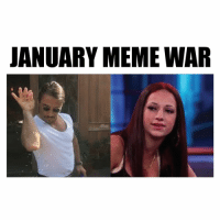 Who won the meme war this month? Let us know below!: JANUARY MEME WAR Who won the meme war this month? Let us know below!