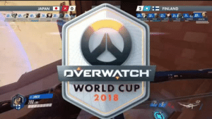 Bailey Jay, Tumblr, and World Cup: JAPANX  0  20 FINLAND  DVERWATCH  WORLD CUP  2018  LINKZP  200. ashesucksatow:  Linkzr just popping off vs. Japan