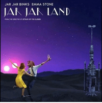 Can everyone like this video pls? https:-youtu.be-dy2ielPvvQ8: JAR JAR BINKS EMMA STONE  JAN JAN LAND  FROM THE DIRECTOR OF ATTACK OF THE CLONES Can everyone like this video pls? https:-youtu.be-dy2ielPvvQ8