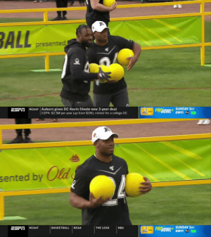 JARVIS LANDRY.  Don't miss this Dodgeball performance for the ages. 😱 @God_Son80  #ProBowlSkills https://t.co/0yGr4mPE3A: JARVIS LANDRY.  Don't miss this Dodgeball performance for the ages. 😱 @God_Son80  #ProBowlSkills https://t.co/0yGr4mPE3A