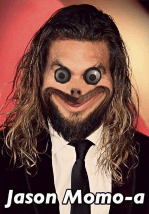 When aqua man See's that T-Gay 3 subs behind our lord: Jason Momo-a When aqua man See's that T-Gay 3 subs behind our lord