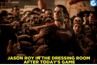 Memes, The Dress, and 🤖: JASON ROY IN THE DRESSING ROOM  AFTER TODAY'S GAME Jason Roy - 60*(51) against Islamabad United.