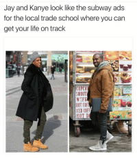 😂😂😂😂😂lol - - - - - - - 420 memesdaily Relatable dank MarchMadness HoodJokes Hilarious Comedy HoodHumor ZeroChill Jokes Funny KanyeWest KimKardashian litasf KylieJenner JustinBieber Squad Crazy Omg Accurate Kardashians Epic bieber Weed TagSomeone hiphop trump rap drake: Jay and Kanye look like the subway ads  for the local trade school where you can  get your life on track  Lipton  CUPCA  CA01079  SMOOT  WnFE  HOT COF  ICED COFF  IT D  OTX17online cam 😂😂😂😂😂lol - - - - - - - 420 memesdaily Relatable dank MarchMadness HoodJokes Hilarious Comedy HoodHumor ZeroChill Jokes Funny KanyeWest KimKardashian litasf KylieJenner JustinBieber Squad Crazy Omg Accurate Kardashians Epic bieber Weed TagSomeone hiphop trump rap drake