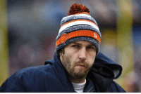Jay Cutler looks like the guy trying to break into a house on an alarm company commercial.: Jay Cutler looks like the guy trying to break into a house on an alarm company commercial.