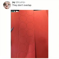 Post 1539: what the hELL is going on?!!: jay @lcydrip  They don't overlap Post 1539: what the hELL is going on?!!