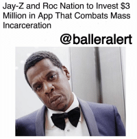 "Jay-Z and Roc Nation to Invest $3 Million in App That Combats Mass Incarceration-blogged by @thereal__bee ⠀⠀⠀⠀⠀⠀⠀⠀⠀ ⠀⠀ Jay-Z and Roc Nation will reportedly make a $3 million investment in an app called Promise, that combats mass incarceration. ⠀⠀⠀⠀⠀⠀⠀⠀⠀ ⠀⠀ According to the website, the app was created by Phaedra Ellis-Lamkins and Diana Frappier to ""get people out of jail and provide ongoing support and supervision to help keep them out."" The hope is that the platform will exist as an alternative to incarcerating individuals who cannot afford bail or who miss court dates by mistake. It will provide services to users that will help them log upcoming court dates, counseling appointments, and drug tests. ⠀⠀⠀⠀⠀⠀⠀⠀⠀ ⠀⠀ When it comes to rehabilitation, Promise plans to provide programs to users that assist with job training and getting information about housing. ⠀⠀⠀⠀⠀⠀⠀⠀⠀ ⠀⠀ As a rapper, Jay-Z has used his platform to consistently speak about how the jail system is designed to fail those of low class and people of color. Last year the rapper wrote an opinion piece on Father's Day about the exploitative bail industry. For many individuals, they are jailed due to their inability to afford bail, despite not being convicted of crimes. ⠀⠀⠀⠀⠀⠀⠀⠀⠀ ⠀⠀ During an interview with TechCrunch, Ellis-Lamkins spoke on the small infractions that lead to many people of color ending up behind bars. ""People are going to jail because they look at a piece of paper and misread it, or are going to jail because they can't afford a class because they're instead paying child support. If we're putting people in jail because they're poor, brown or black, we're spending money the wrong way."" ⠀⠀⠀⠀⠀⠀⠀⠀⠀ ⠀⠀ ""We are increasingly alarmed by the injustice in our criminal justice system,"" Jay-Z said in a statement confirming his involvement with the app. ""Money, time and lives are wasted with the current policies. It's time for an innovative and progressive technology that offers sustainable solutions to tough problems. Promise's team, led by Phaedra, is building an app that can help provide 'liberty and justice for all' to millions."" ⠀⠀⠀⠀⠀⠀⠀⠀⠀ ⠀⠀: Jay-Z and Roc Nation to Invest $3  Million in App That Combats Mass  Incarceration  @balleralert Jay-Z and Roc Nation to Invest $3 Million in App That Combats Mass Incarceration-blogged by @thereal__bee ⠀⠀⠀⠀⠀⠀⠀⠀⠀ ⠀⠀ Jay-Z and Roc Nation will reportedly make a $3 million investment in an app called Promise, that combats mass incarceration. ⠀⠀⠀⠀⠀⠀⠀⠀⠀ ⠀⠀ According to the website, the app was created by Phaedra Ellis-Lamkins and Diana Frappier to ""get people out of jail and provide ongoing support and supervision to help keep them out."" The hope is that the platform will exist as an alternative to incarcerating individuals who cannot afford bail or who miss court dates by mistake. It will provide services to users that will help them log upcoming court dates, counseling appointments, and drug tests. ⠀⠀⠀⠀⠀⠀⠀⠀⠀ ⠀⠀ When it comes to rehabilitation, Promise plans to provide programs to users that assist with job training and getting information about housing. ⠀⠀⠀⠀⠀⠀⠀⠀⠀ ⠀⠀ As a rapper, Jay-Z has used his platform to consistently speak about how the jail system is designed to fail those of low class and people of color. Last year the rapper wrote an opinion piece on Father's Day about the exploitative bail industry. For many individuals, they are jailed due to their inability to afford bail, despite not being convicted of crimes. ⠀⠀⠀⠀⠀⠀⠀⠀⠀ ⠀⠀ During an interview with TechCrunch, Ellis-Lamkins spoke on the small infractions that lead to many people of color ending up behind bars. ""People are going to jail because they look at a piece of paper and misread it, or are going to jail because they can't afford a class because they're instead paying child support. If we're putting people in jail because they're poor, brown or black, we're spending money the wrong way."" ⠀⠀⠀⠀⠀⠀⠀⠀⠀ ⠀⠀ ""We are increasingly alarmed by the injustice in our criminal justice system,"" Jay-Z said in a statement confirming his involvement with the app. ""Money, time and lives are wasted with the current policies. It's time for an innovative and progressive technology that offers sustainable solutions to tough problems. Promise's team, led by Phaedra, is building an app that can help provide 'liberty and justice for all' to millions."" ⠀⠀⠀⠀⠀⠀⠀⠀⠀ ⠀⠀"