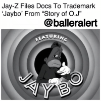 "Jay-Z Files Docs To Trademark 'Jaybo' From ""Story of O.J"" – blogged by @MsJennyb ⠀⠀⠀⠀⠀⠀⠀ ⠀⠀⠀⠀⠀⠀⠀ JayZ's ""Story of O.J."" was a major hit among the masses, as he dropped gems to push the culture forward. Hov shared tips and tricks on how we, as a culture, can construct a plan to transform our achievements and success into something much bigger than what society ""allows."" ⠀⠀⠀⠀⠀⠀⠀ ⠀⠀⠀⠀⠀⠀⠀ After the release of the powerful song, Hov dropped an animated video to illustrate his message. The video featured the animated lead character, Jaybo, who will now be featured in fashion and homewares, TMZ reports. ⠀⠀⠀⠀⠀⠀⠀ ⠀⠀⠀⠀⠀⠀⠀ According to the publication, S. Carter Enterprises has just filed documents to trademark the animated character with plans to print and distribute the image on clothes, blankets, dishes and more. ⠀⠀⠀⠀⠀⠀⠀ ⠀⠀⠀⠀⠀⠀⠀ Would you purchase a Jaybo sweatshirt?: Jay-Z Files Docs To Trademark  'Jaybo' From ""Story of O.J""  @balleralert  ATURIN Jay-Z Files Docs To Trademark 'Jaybo' From ""Story of O.J"" – blogged by @MsJennyb ⠀⠀⠀⠀⠀⠀⠀ ⠀⠀⠀⠀⠀⠀⠀ JayZ's ""Story of O.J."" was a major hit among the masses, as he dropped gems to push the culture forward. Hov shared tips and tricks on how we, as a culture, can construct a plan to transform our achievements and success into something much bigger than what society ""allows."" ⠀⠀⠀⠀⠀⠀⠀ ⠀⠀⠀⠀⠀⠀⠀ After the release of the powerful song, Hov dropped an animated video to illustrate his message. The video featured the animated lead character, Jaybo, who will now be featured in fashion and homewares, TMZ reports. ⠀⠀⠀⠀⠀⠀⠀ ⠀⠀⠀⠀⠀⠀⠀ According to the publication, S. Carter Enterprises has just filed documents to trademark the animated character with plans to print and distribute the image on clothes, blankets, dishes and more. ⠀⠀⠀⠀⠀⠀⠀ ⠀⠀⠀⠀⠀⠀⠀ Would you purchase a Jaybo sweatshirt?"