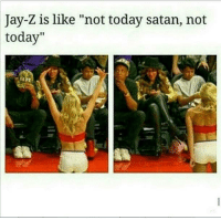 "Memes, 🤖, and Satanism: Jay-z is like ""not today satan, not  today"""