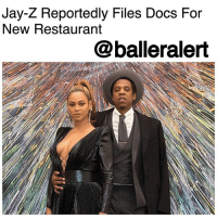 """Empire, Food, and Jay: Jay-Z Reportedly Files Docs For  New Restaurant  @balleralert Jay-Z Reportedly Files Docs For New Restaurant - blogged by @MsJennyb ⠀⠀⠀⠀⠀⠀⠀ ⠀⠀⠀⠀⠀⠀⠀ JayZ may be expanding his empire to the food industry. ⠀⠀⠀⠀⠀⠀⠀ ⠀⠀⠀⠀⠀⠀⠀ According to the @blast, the music mogul filed documents to secure the rights to """"Hovino,"""" which was listed under his S. Carter Enterprises company. ⠀⠀⠀⠀⠀⠀⠀ ⠀⠀⠀⠀⠀⠀⠀ The docs were filed under restaurant and café services; carry-out restaurant services, pubs, cocktail lounges and wine bars, the publication reports. ⠀⠀⠀⠀⠀⠀⠀ ⠀⠀⠀⠀⠀⠀⠀ However, further details about the alleged restaurant have yet to be revealed. ⠀⠀⠀⠀⠀⠀⠀ ⠀⠀⠀⠀⠀⠀⠀ What would be the name of Hov's signature dish or drink at his restaurant?"""