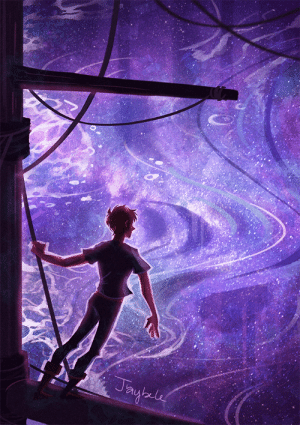 """Love, Tumblr, and Blog: jaybele:  An Ocean of StarsI love this boy so much, it's a surprise I hadn't done a Lance-centric piece yet! I've been playing with this idea for a while;""""what if, insted of a space ship, the Voltron paladins were aboard an actual ship?"""" Inspired by Treasure Planet of course!I think I over-rendered it, but all and all I played out of my comfort zone and was quite satisfied with the result!"""