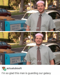 Me too parksandrecreation parksandrec chrispratt andydwyer guardiansofthegalaxy starlord peterquill: JE SITTING IN A TR  JAK-I-S-S-I-S-S-I-P-P-I  actualulbisoft  I'm so glad this man is guarding our galaxy Me too parksandrecreation parksandrec chrispratt andydwyer guardiansofthegalaxy starlord peterquill