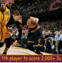 Tonight, Kyle Korver joined Reggie Miller, Ray Allen, Vince Carter, Jamal Crawford, Paul Pierce and Jason Terry as the only players in NBA History to score 2,000 3-Point Field Goals! Congrats, Kyle! 👏 TAGS: TeamCavsIG Cle Cleveland Cavaliers Cavs CavsNation ClevelandCavaliers GoCavs NBA NBATV ESPN Sports Nike Basketball BallIsLife StriveForGreatness AllForOne ThisIsCle Believeland TheLand TheQ 216 Together Witness KobeBryant TeamCavsIG Ipromise NBAFinals Ohio CTown DoubleTap: Jee  Data  tth player to score 2,000+ 3s Tonight, Kyle Korver joined Reggie Miller, Ray Allen, Vince Carter, Jamal Crawford, Paul Pierce and Jason Terry as the only players in NBA History to score 2,000 3-Point Field Goals! Congrats, Kyle! 👏 TAGS: TeamCavsIG Cle Cleveland Cavaliers Cavs CavsNation ClevelandCavaliers GoCavs NBA NBATV ESPN Sports Nike Basketball BallIsLife StriveForGreatness AllForOne ThisIsCle Believeland TheLand TheQ 216 Together Witness KobeBryant TeamCavsIG Ipromise NBAFinals Ohio CTown DoubleTap