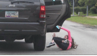 Jeep If you try to play country music in my car
